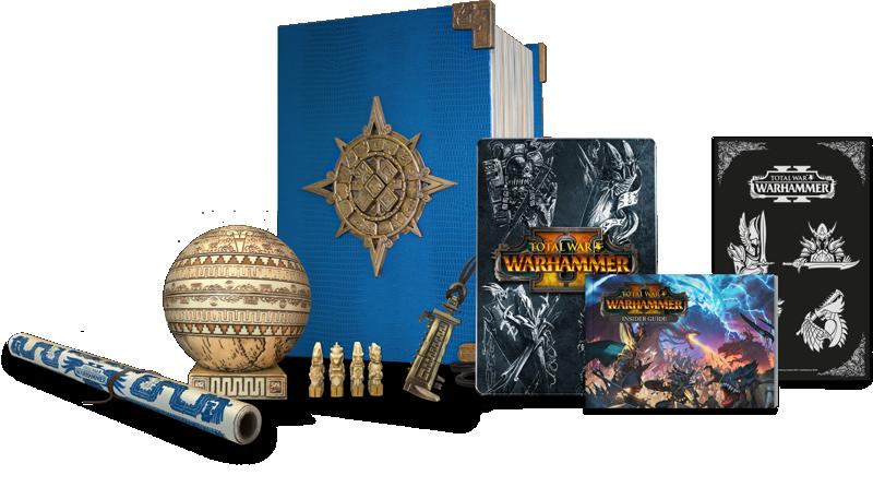 Total War: Warhammer II – Serpent God Edition (UK)