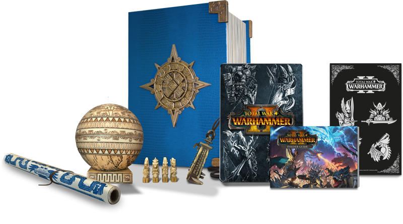 Total War: Warhammer II – Serpent God Edition (USA)